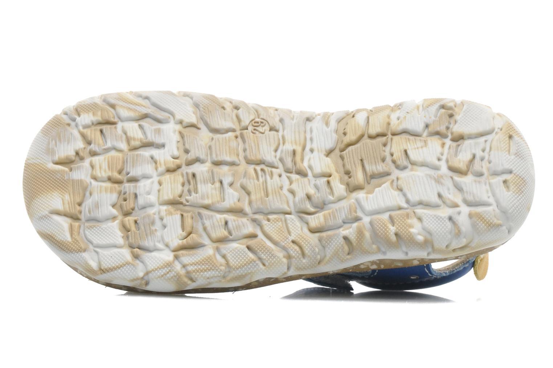 Sandales et nu-pieds Little Mary SURFER Bleu vue haut
