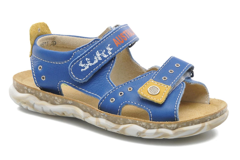 Sandales et nu-pieds Little Mary SURFER Bleu vue détail/paire