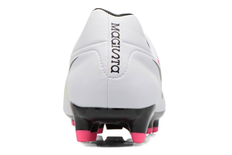 Zapatillas de deporte Nike Magista Onda Fg Blanco vista lateral derecha