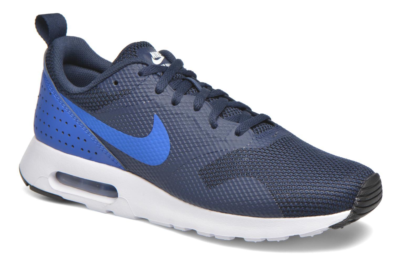 pretty nice 2950e 2e232 Baskets Nike Nike Air Max Tavas Bleu vue détail paire