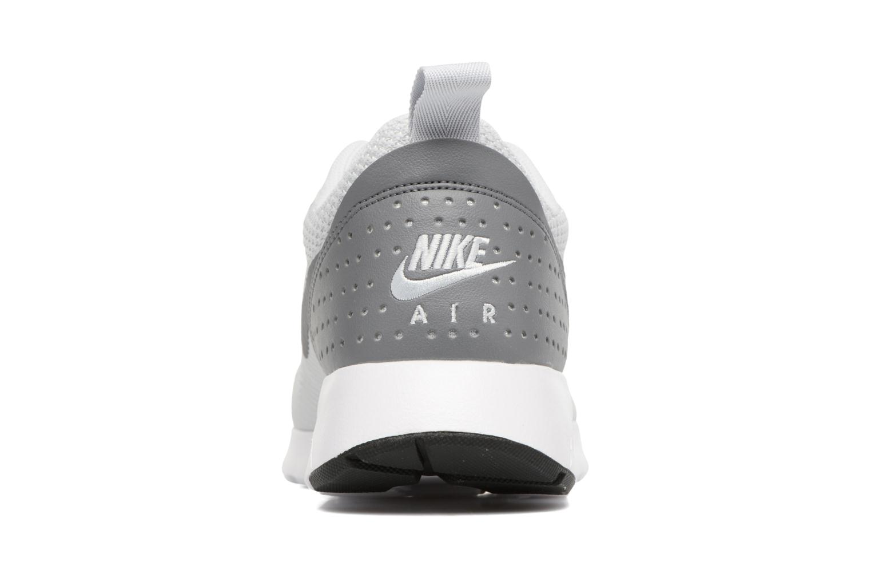 Deportivas Nike Nike Air Max Tavas Gris vista lateral derecha