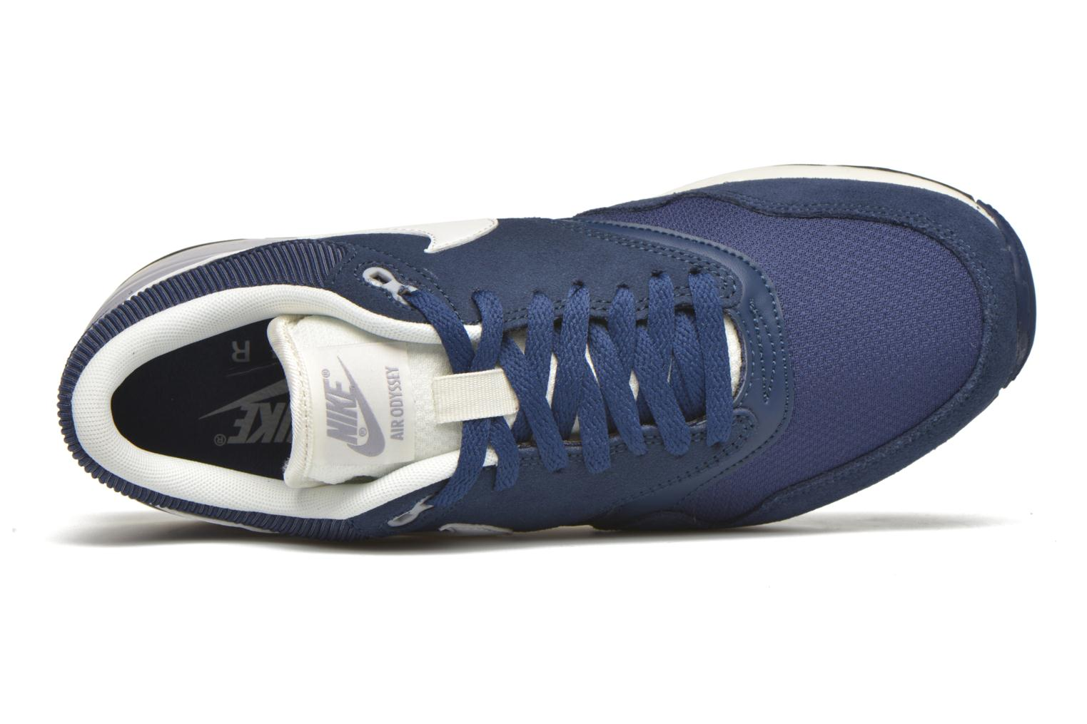 Sneakers Nike Nike Air Odyssey Blauw links