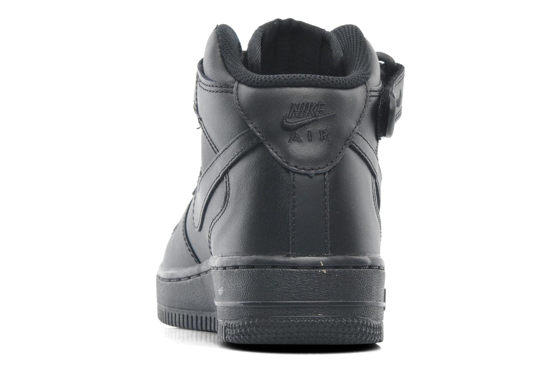 Baskets Nike Wmns Air Force 1 Mid '07 Le Noir vue droite