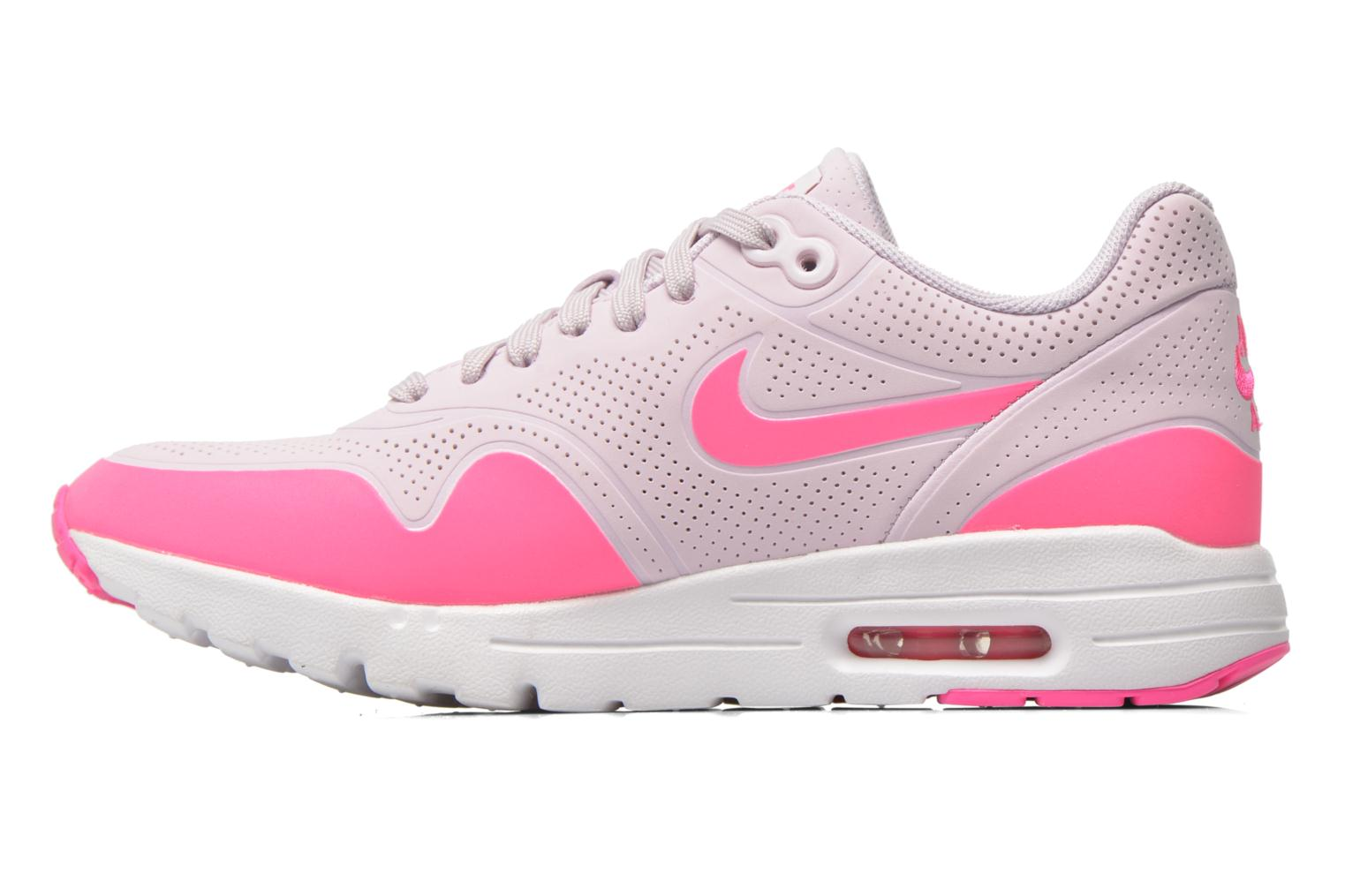 Wmns Air Max 1 Ultra Moire Bleached Lilac/Pnk Blast-White