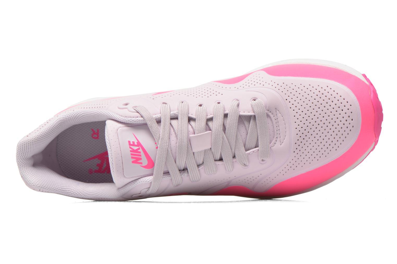 Baskets Nike Wmns Air Max 1 Ultra Moire Rose vue gauche