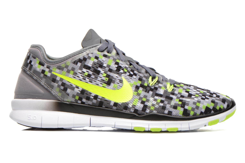 Sportschoenen Nike Wmns Nike Free 5.0 Tr Fit 5 Prt Grijs achterkant