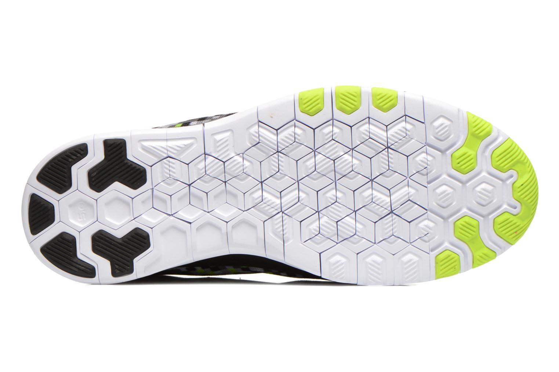 Chaussures de sport Nike Wmns Nike Free 5.0 Tr Fit 5 Prt Gris vue haut