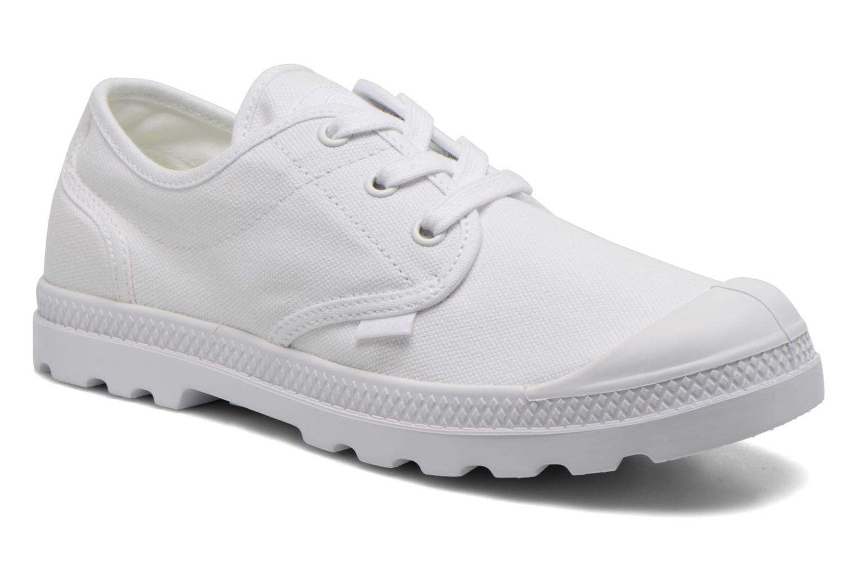 Sneaker Palladium Us Oxford Lp F weiß detaillierte ansicht/modell