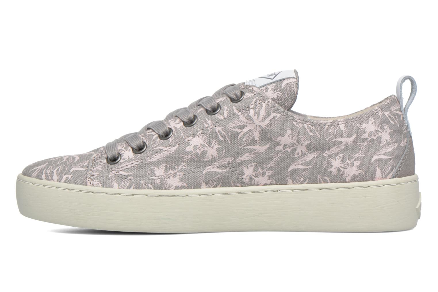 Trainers P-L-D-M By Palladium Ganama Print Grey front view