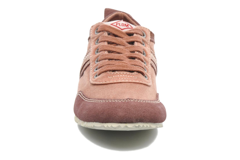 Baskets P-L-D-M By Palladium Rockville Bordeaux vue portées chaussures