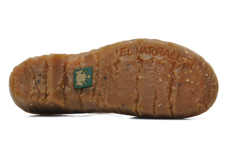 Sandales et nu-pieds El Naturalista Yggdrasil N178 Rouge vue haut