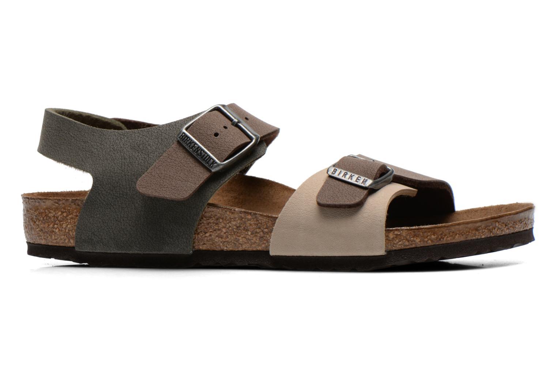 Sandales et nu-pieds Birkenstock NEW YORK Multicolore vue derrière