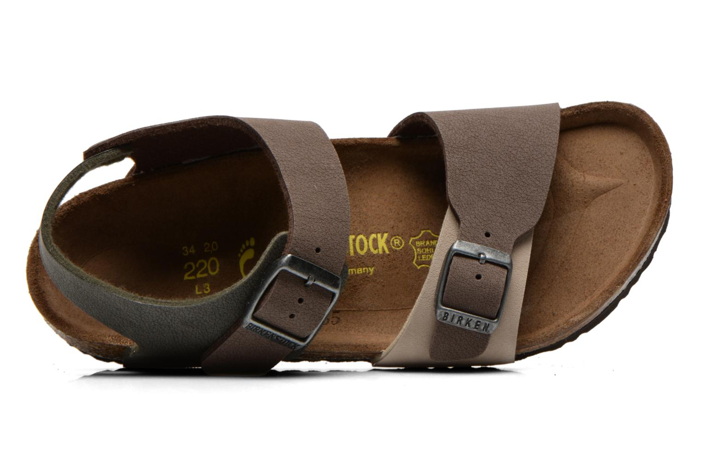 Sandales et nu-pieds Birkenstock NEW YORK Multicolore vue gauche