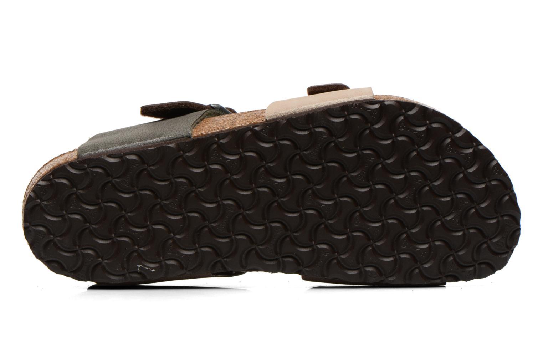 Sandales et nu-pieds Birkenstock NEW YORK Multicolore vue haut