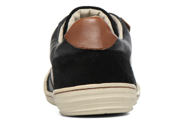Baskets Kickers Jexplore Noir vue droite