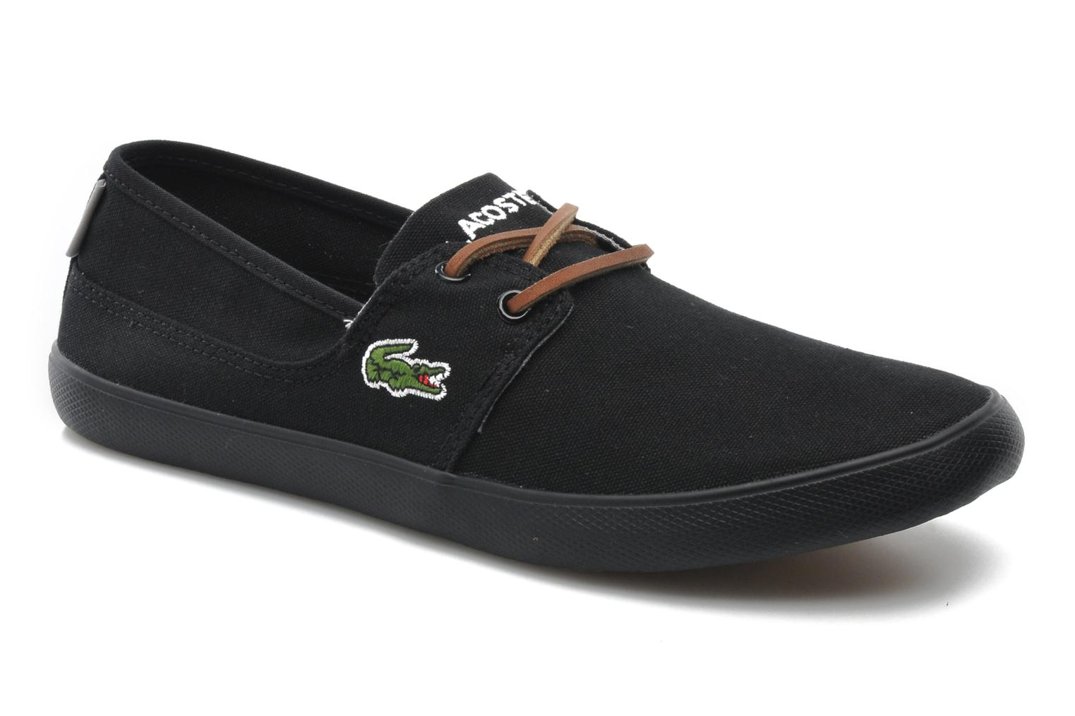 Trainers Lacoste Marice Lace Tbr Black detailed view/ Pair view