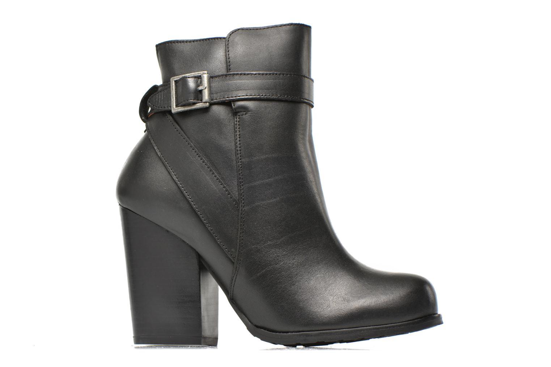 Boots en enkellaarsjes Jonak Lampa Zwart achterkant