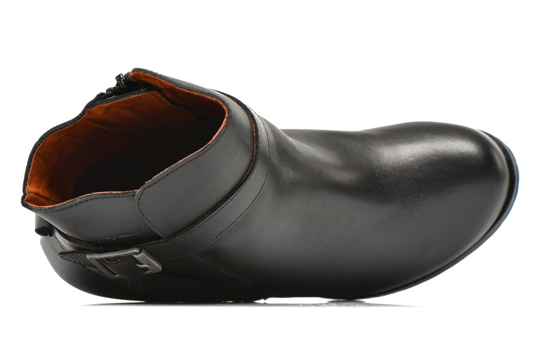 Boots en enkellaarsjes Jonak Lampa Zwart links