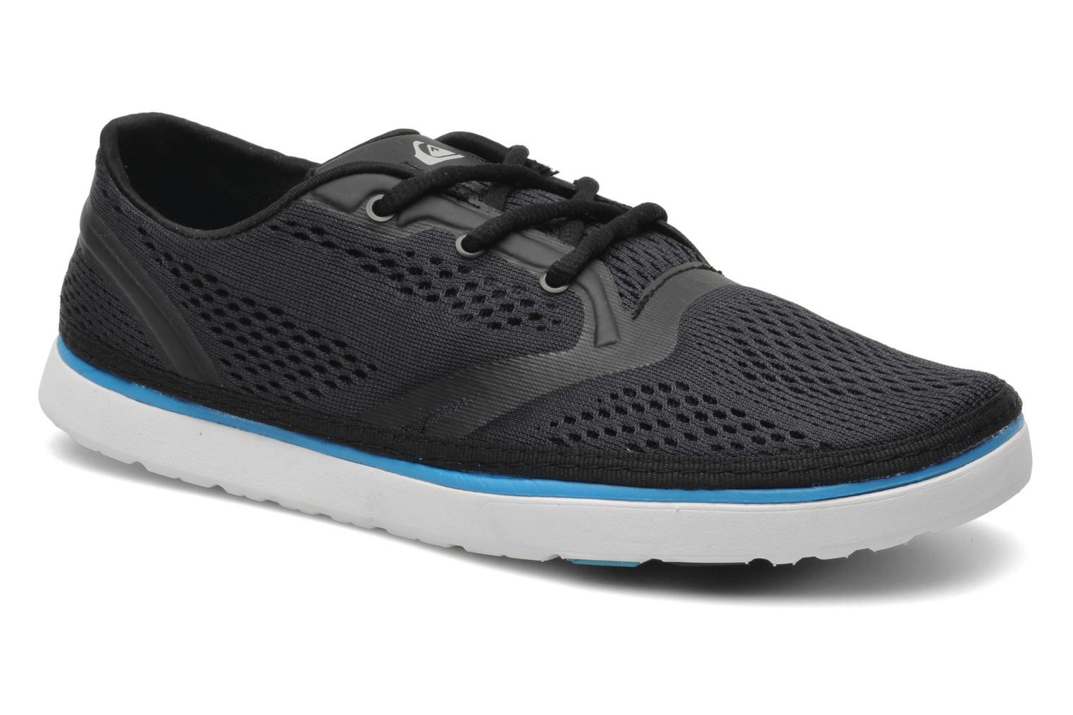 Trainers Quiksilver Ag47 amphibian shoe Black detailed view/ Pair view