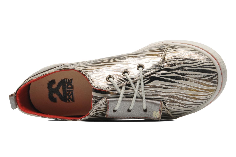 Baskets 2 Side 2S - SWING Beige vue gauche
