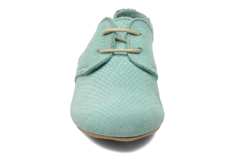 Chaussures à lacets El Naturalista Melisa 182 Vert vue portées chaussures