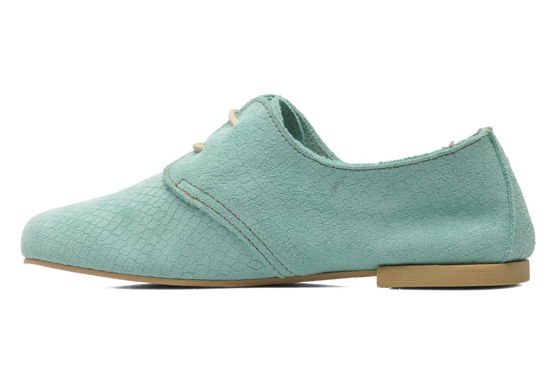 Chaussures à lacets El Naturalista Melisa 182 Vert vue face