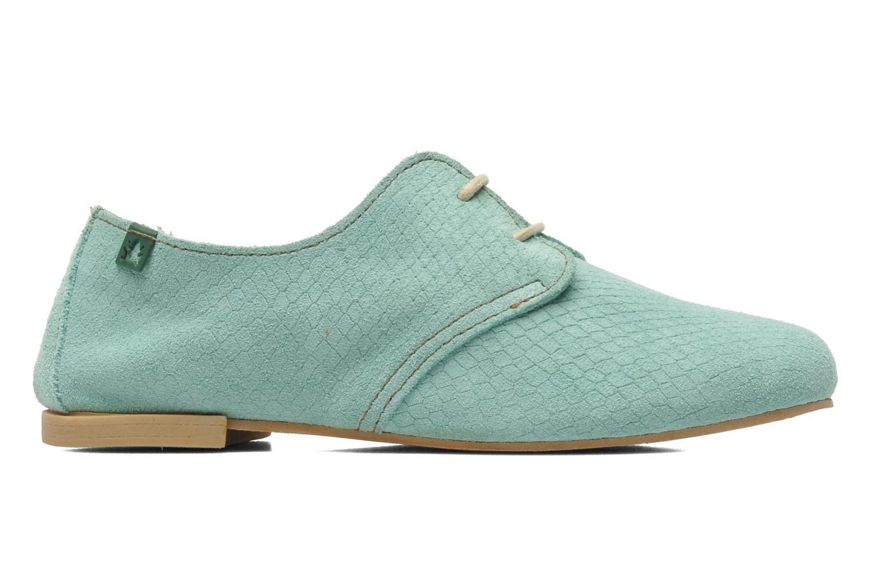 Chaussures à lacets El Naturalista Melisa 182 Vert vue derrière