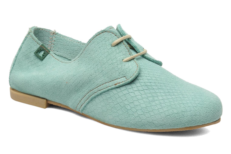 Chaussures à lacets El Naturalista Melisa 182 Vert vue détail/paire