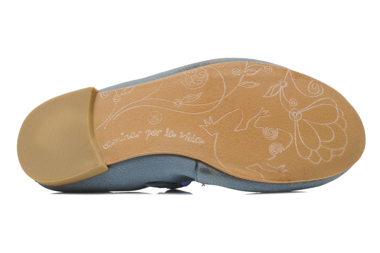 Melisa 183 Crust Leather Arandano