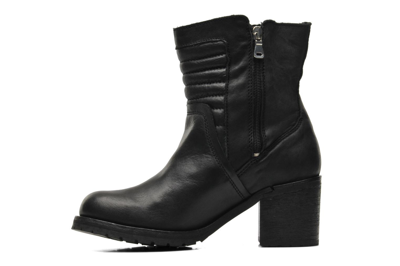 Ankle boots Koah Agnes Black front view