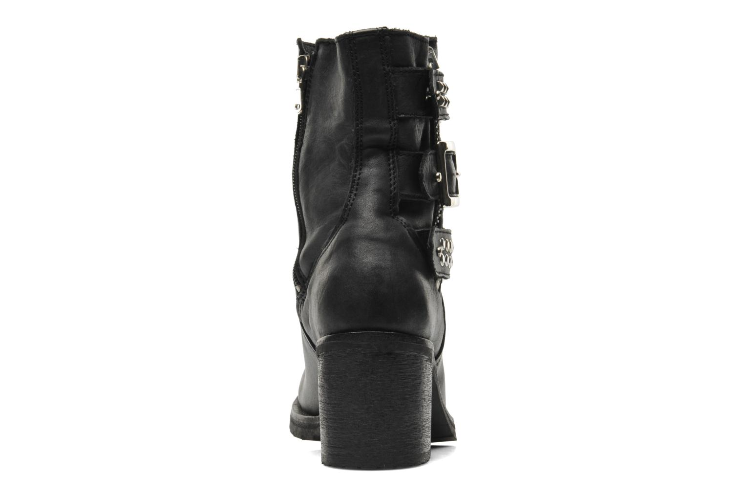 Ankle boots Koah Agnes Black view from the right