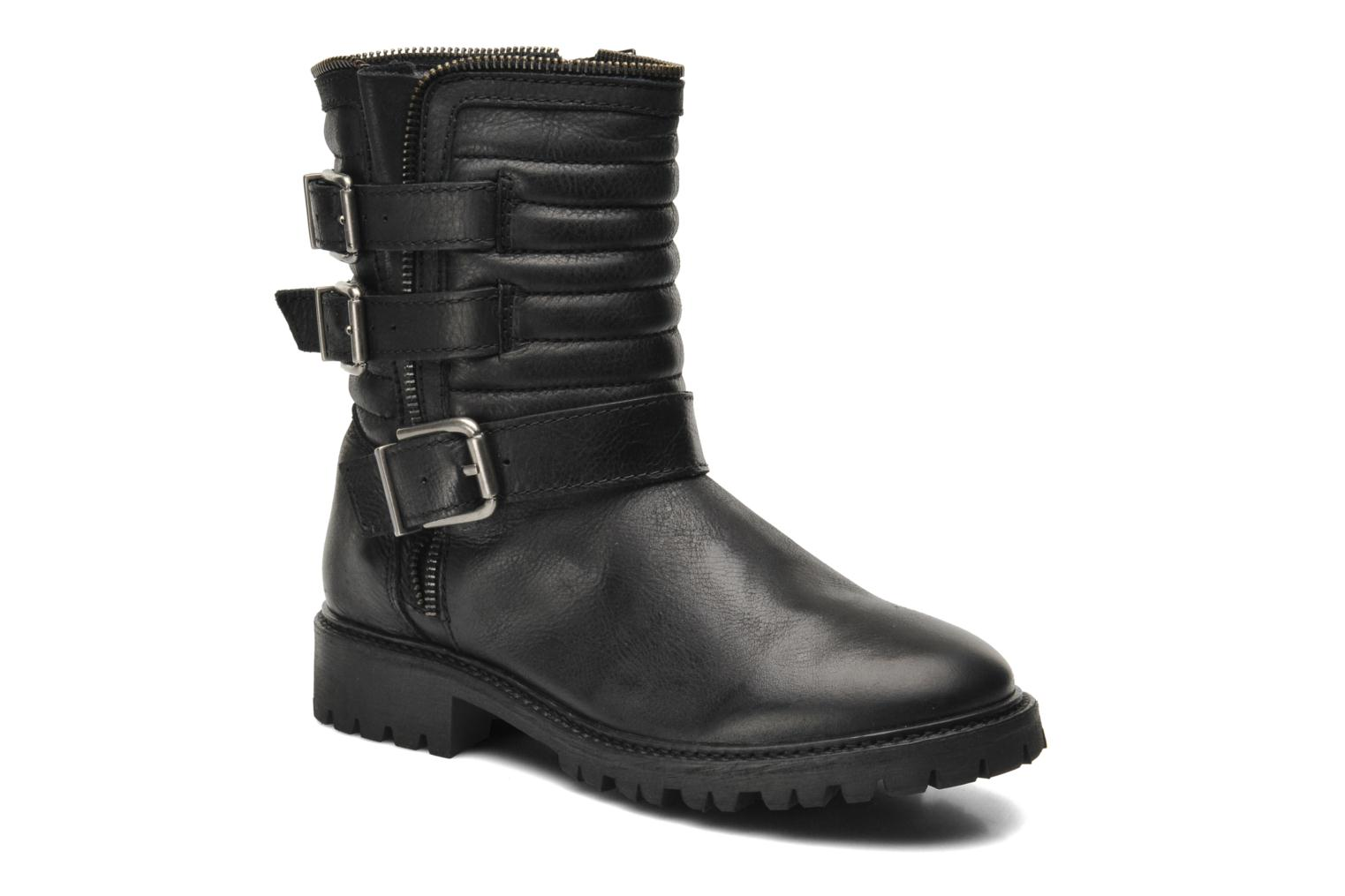 Ankle boots Koah Hope Black detailed view/ Pair view