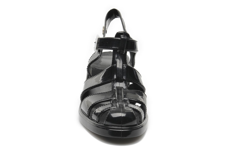 Sandalen Méduse Nikita schwarz schuhe getragen