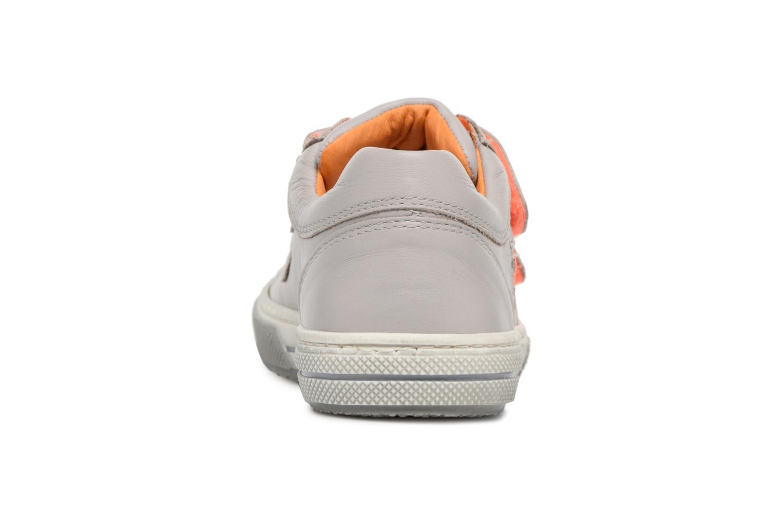 Chuck Grey + Orange