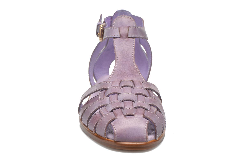 Sandales et nu-pieds Pikolinos Menorca W5B-CO7517 Violet vue portées chaussures