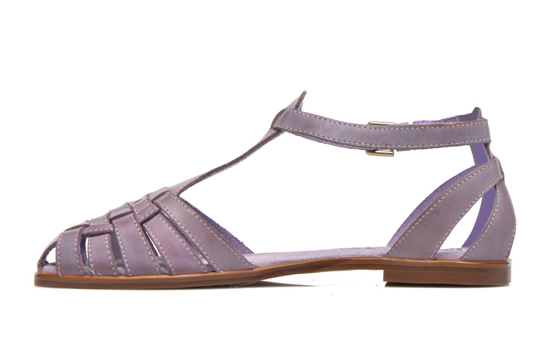 Sandales et nu-pieds Pikolinos Menorca W5B-CO7517 Violet vue face