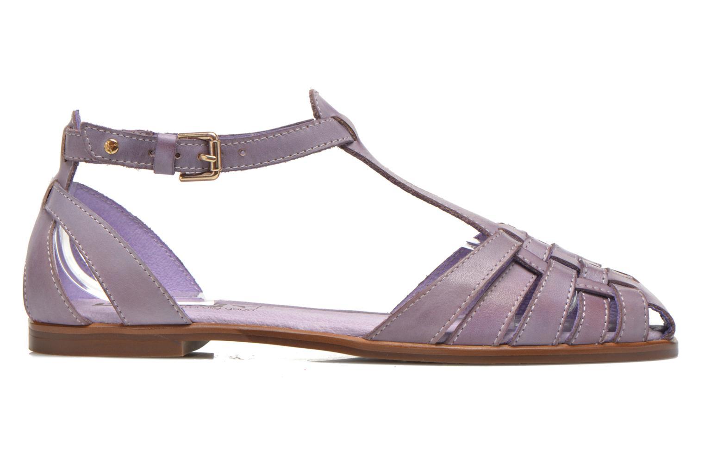 Sandales et nu-pieds Pikolinos Menorca W5B-CO7517 Violet vue derrière
