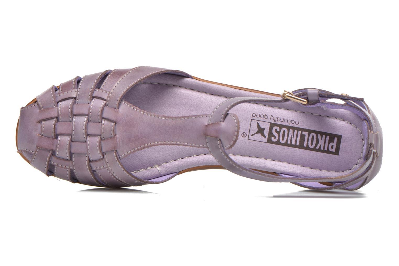 Sandales et nu-pieds Pikolinos Menorca W5B-CO7517 Violet vue gauche