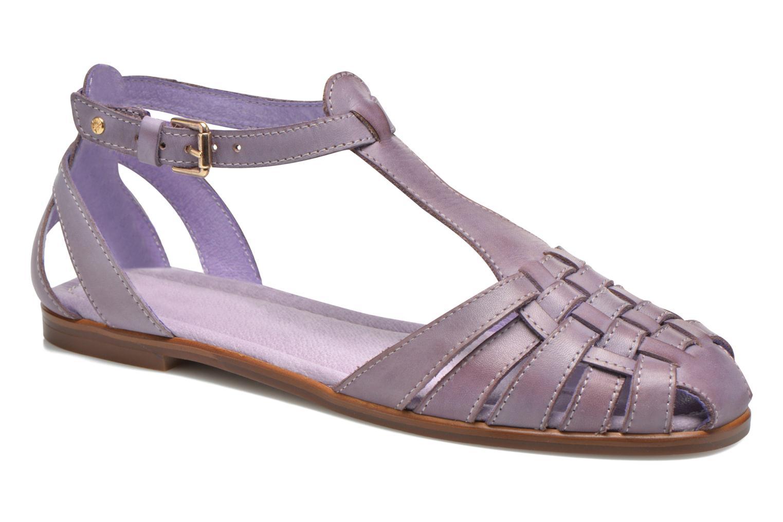 Sandales et nu-pieds Pikolinos Menorca W5B-CO7517 Violet vue détail/paire