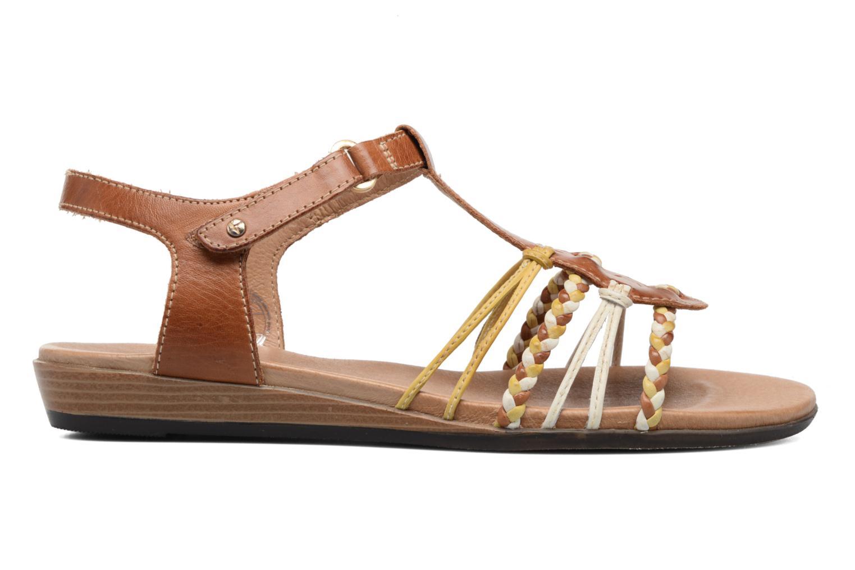 Sandales et nu-pieds Pikolinos Alcudia 816-0509 Marron vue derrière