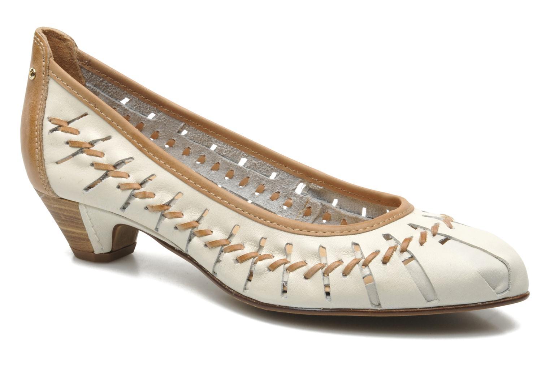 High heels Pikolinos Elba W4B-5528 Beige detailed view/ Pair view