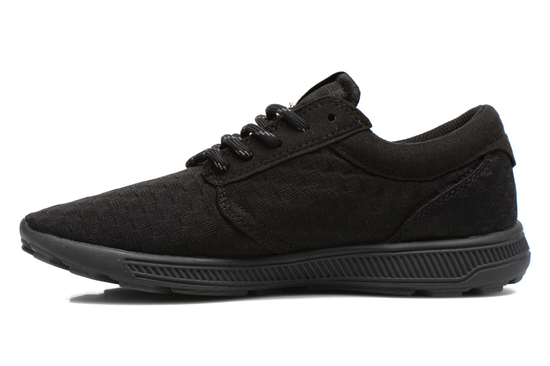 Sneaker Supra Hammer run W schwarz ansicht von vorne