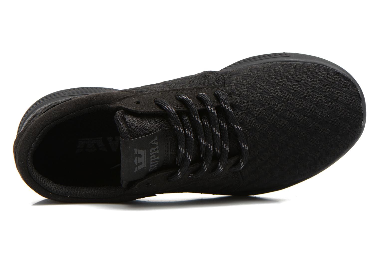 Sneakers Supra Hammer run W Nero immagine sinistra