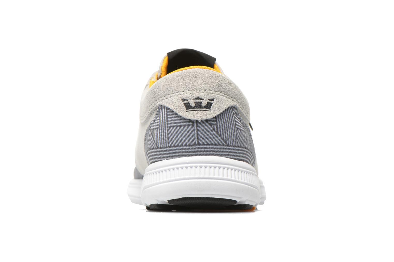 Sneakers Supra Hammer run W Grijs rechts