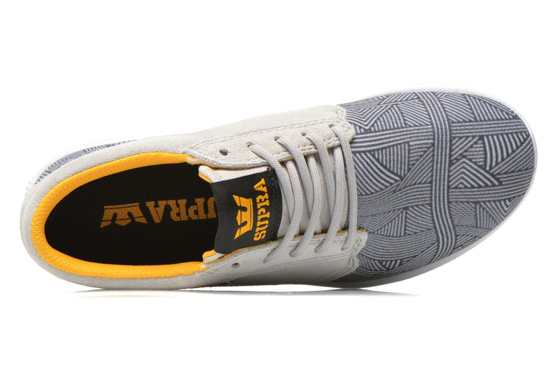 Sneakers Supra Hammer run W Grijs links