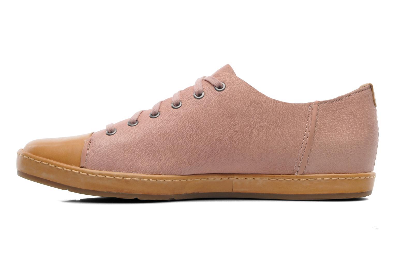 Flounce Free Dusty Pink Lea