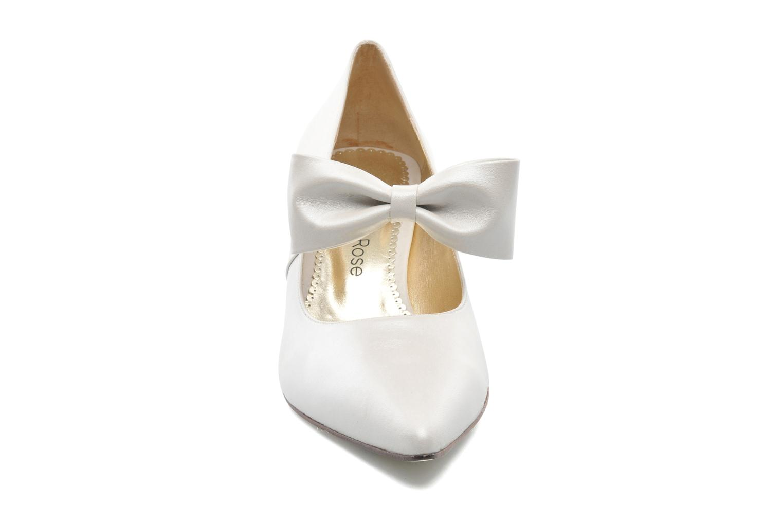 Zapatos de tacón Georgia Rose Rulove Blanco vista del modelo