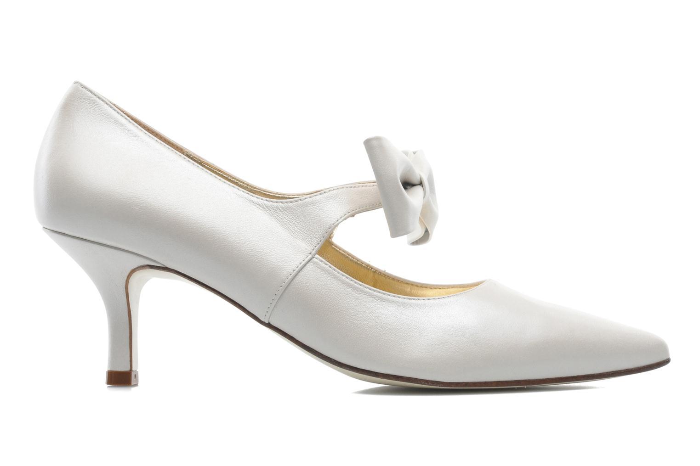 Zapatos de tacón Georgia Rose Rulove Blanco vistra trasera
