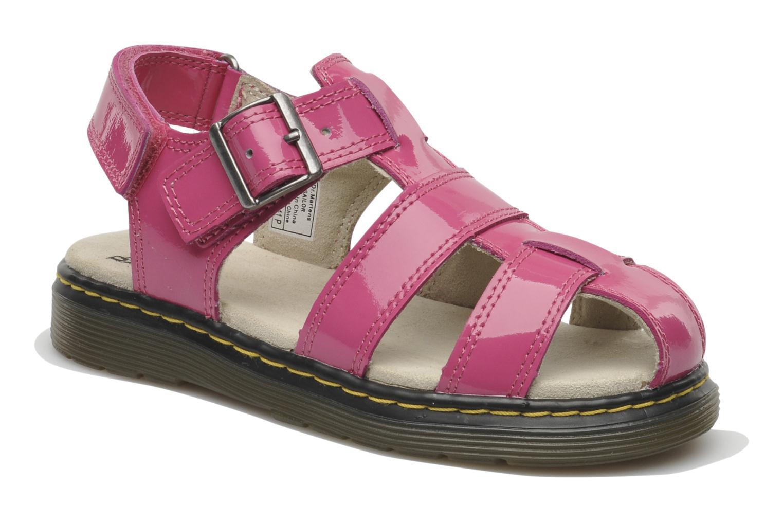Sandales et nu-pieds Dr. Martens Sailor Junior Rose vue détail/paire