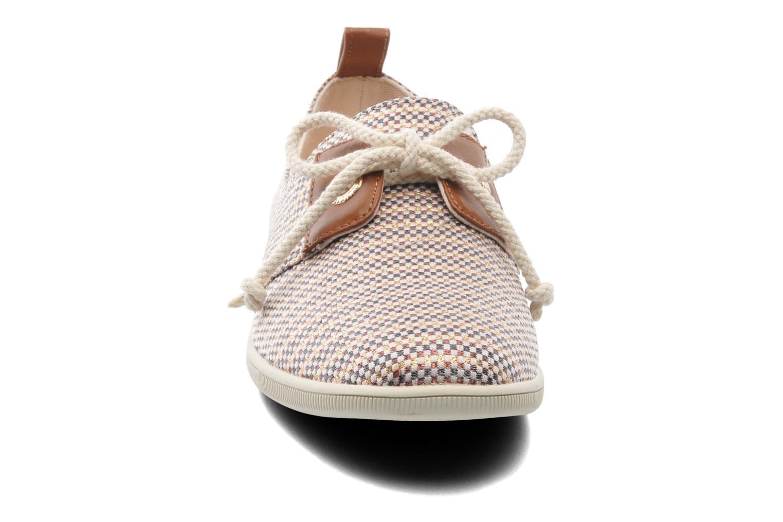 Baskets Armistice Stone One bahia W Or et bronze vue portées chaussures